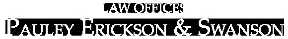 Pauley Erickson & Swanson